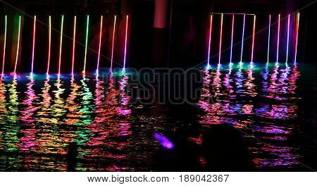 Vivid Sydney - Light Waves