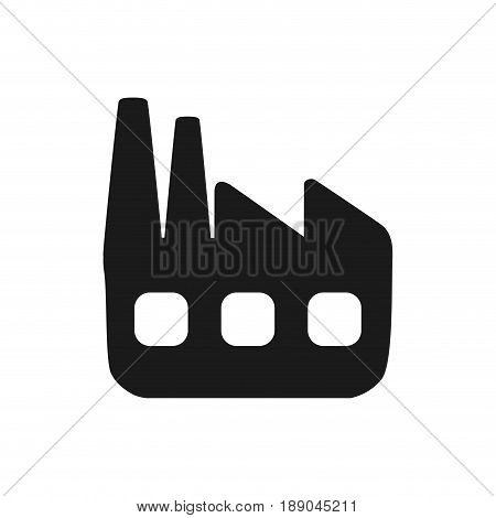 factory pollution to contamination of planet vector illustration