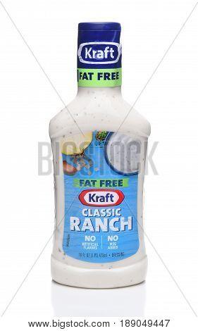Kraft Fat Free Ranch Dressing