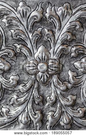 Thailand handmade Silver Carving Thailand handmade Silver Carving