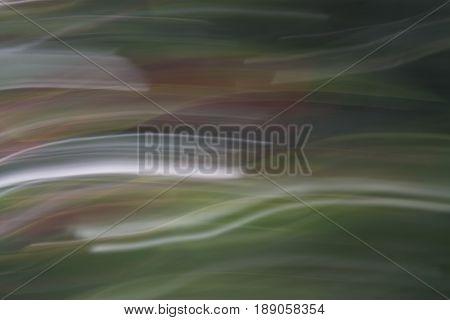 Abstraction using a sterilitzia and adding movement