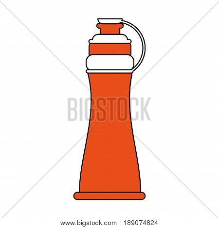 Moisturizing drink illustration icon vector design graphic
