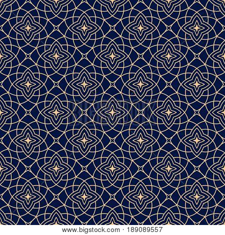 Arabic ornaments. Vintage seamless pattern for textile and wallpaper. ector illustration