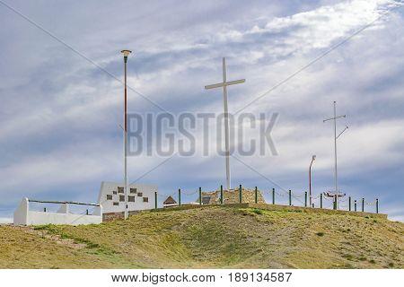 San Julian Urban Scene, Patagonia, Argentina