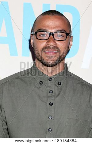 LOS ANGELES - MAY 31:  Jesse Williams at the