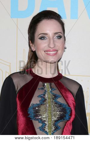 LOS ANGELES - MAY 31:  Zoe Lister-Jones at the