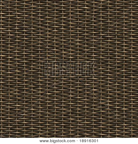 wicker basket weaving pattern, seamless texture for background poster