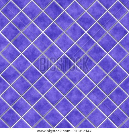 blue ceramic tiles, will form seamless as a pattern