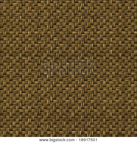 woven background that tiles seamless in all directions poster
