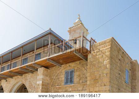 Apostolos Andreas Monastery, Karpasia, Cyprus, Following The 2016 Chiurch Restoration