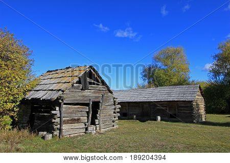Butch Cassidy and Sundance Kid House, Cholila, Argentina