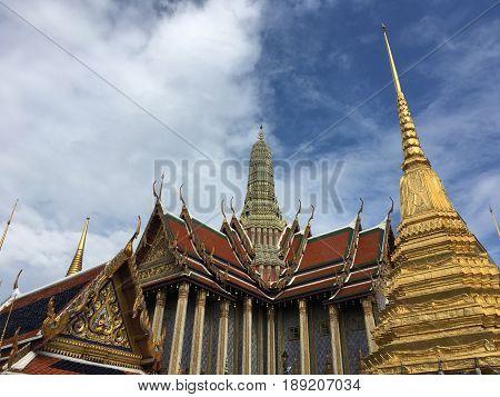 Wat Phra Keaw, Temple of the Emerald Buddha