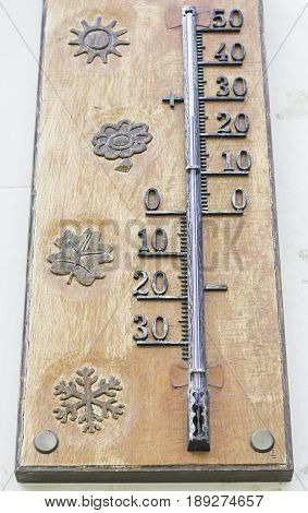 Climate Thermometer