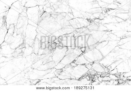 White marble texture shot through with deep veining (Natural pattern for backdrop or background, Can also be used create surface effect to architectural slab, ceramic floor and wall tiles)