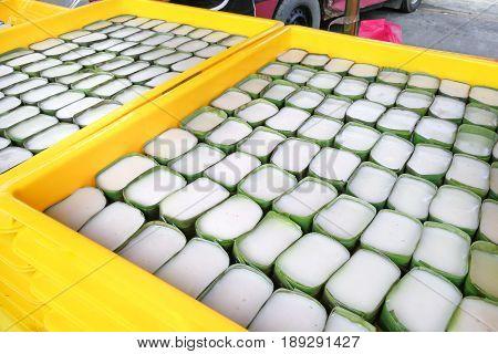 Tepung Pelita, Popular Sweet Dessert For Muslim Iftar Break Fast
