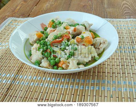 Portuguese Chicken Stew