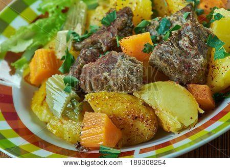 Bonava Mauritanian Lamb Stew