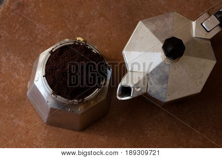 Coffeepot Ln A Top View  Image