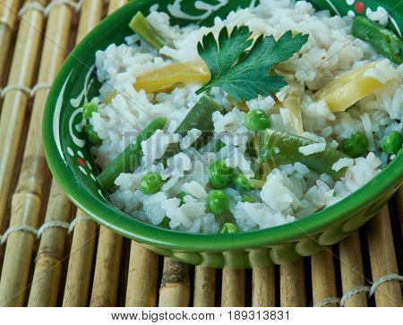Vegetable Bagara