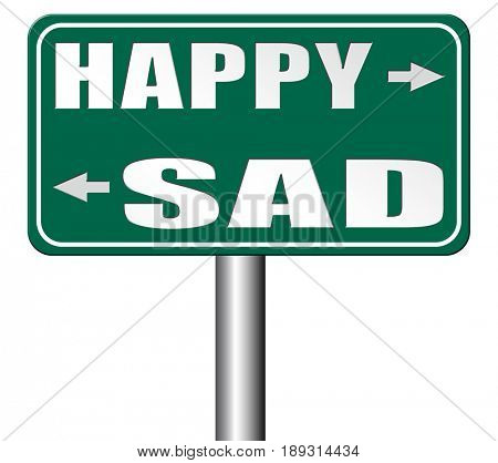 Sad Happy Joy Image & Photo (Free Trial) | Bigstock