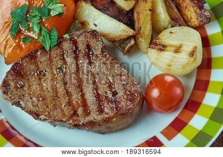 Vienna Steaks