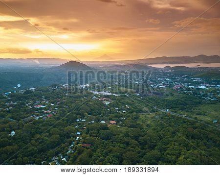 Green Ecoloical City Managua