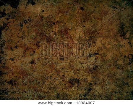 Old rusty surface, background
