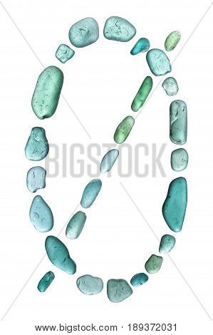Sea Glass Symbol