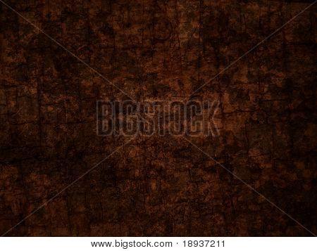 Cracked grunge background