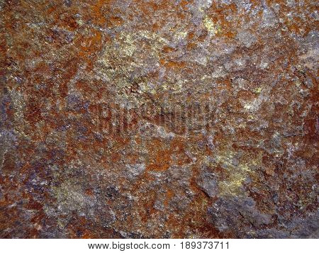 Old Rusty metal background texture. Grunge background.