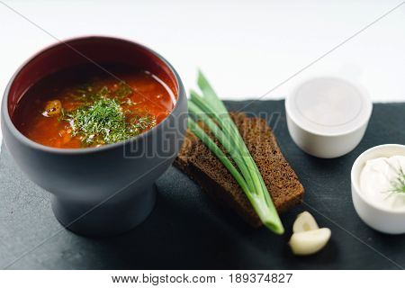 beetroot soup