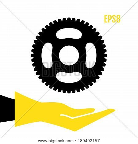 Gear Or Cog Icon