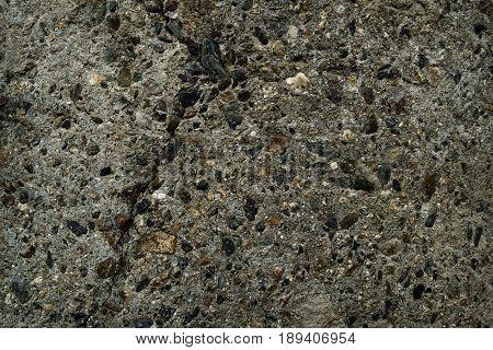 Asphalt, asphalt texture, asphalt background, scabrous asphalt. Grunge background. Gray background.