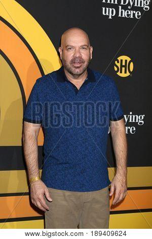 LOS ANGELES - MAY 31:  Jason Stuart at the Showtime's