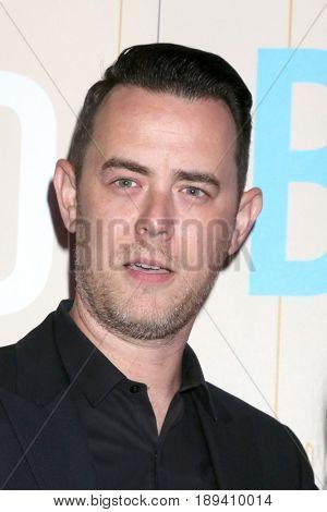LOS ANGELES - MAY 31:  Colin Hanks at the