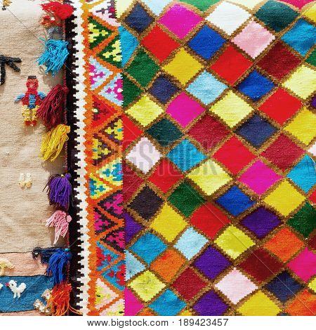 In Iran Antique Carpet Textile