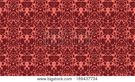 Abstract Background In Red And Maroon Tones