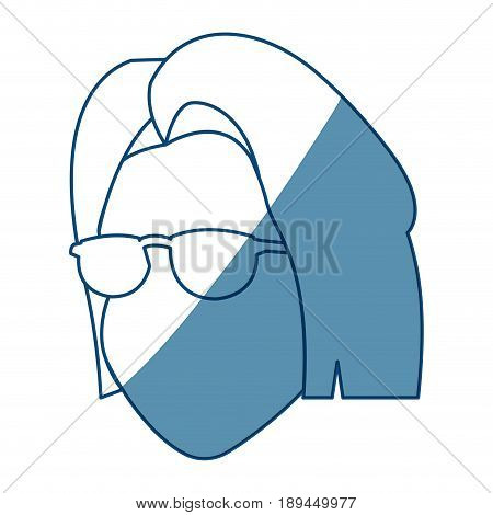 default avatar woman female profile icon vector illustration