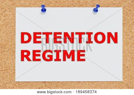 Detention Regime Concept