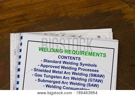 Welding Requirements