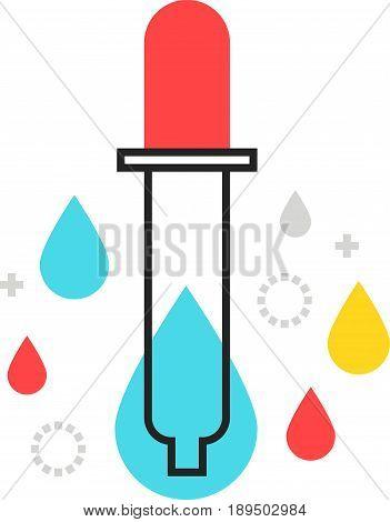 Color Box Color Picker Icon