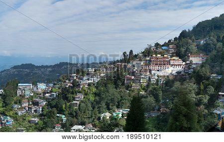 Darjeeling Hill Town