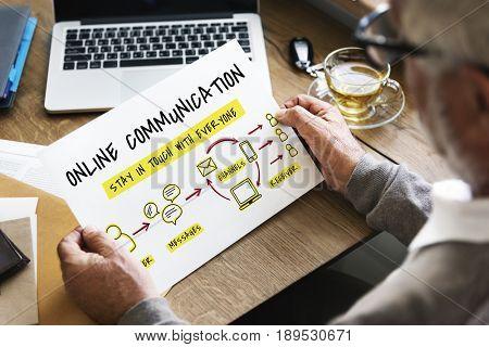 Connection Multimedia Digital Media