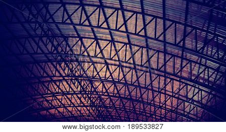 Exterior Engineering Maintenance Roof Aluminium