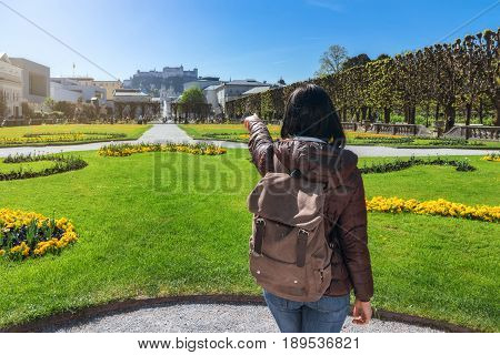 Travel Austria. Sights And Interesting Places In Salzburg