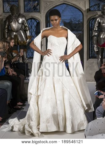 Oleg Cassini - Spring 2018 Collection - New York Fashion Week Bridal
