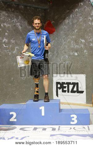 Belgium Championship Lead 2017