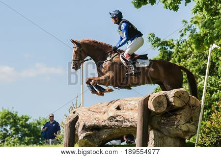 Houghton International Horse Trials Ben Way Riding Croisiere