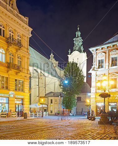 The Lights Of Lvov