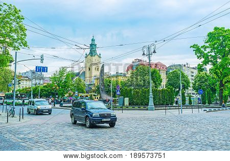 The Landmarks Of Lvov